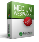 Webpakke - Medium