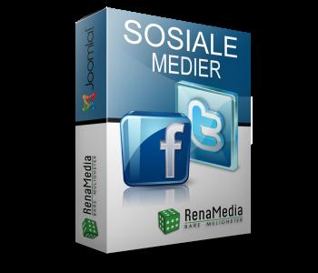 Sosiale medier - pakke
